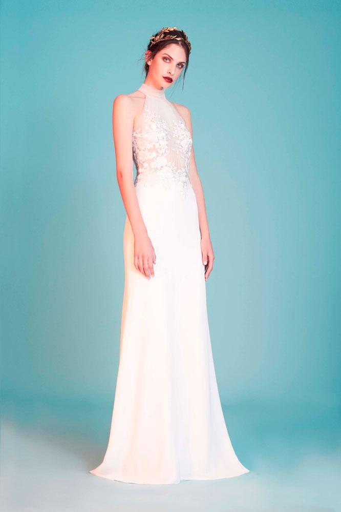 Harsanik - Top 20 Spring 2018 Bridal Fashion Trends