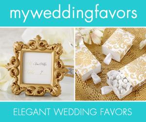 My Wedding Favors Elegant Favors