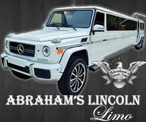 Abraham's Lincoln Limousine
