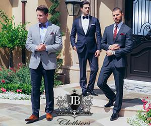 JB Clothiers 3 Models