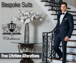 JB Clothiers Model & Stairwell