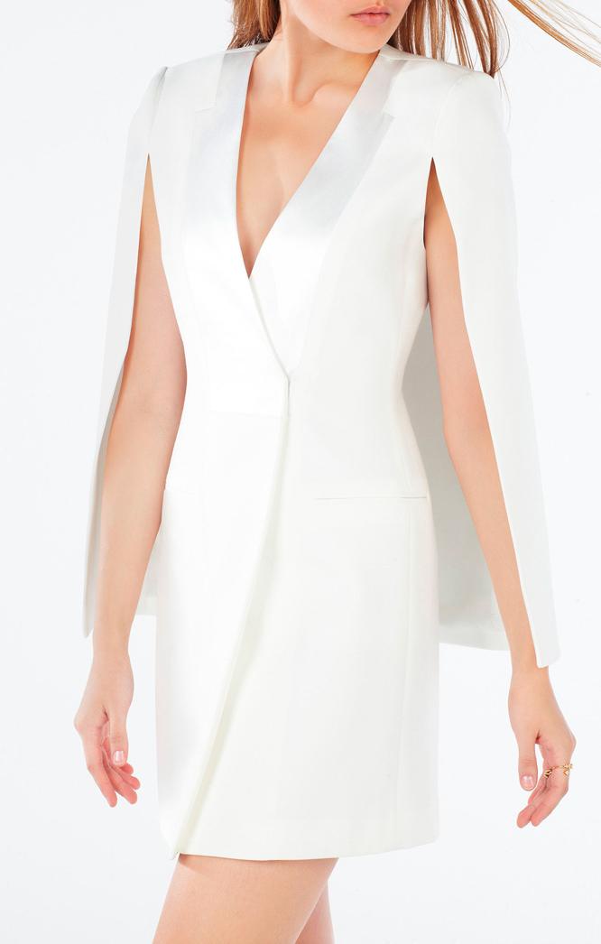 1498c0f766b BCBG Ottis Cape Dress. Photo Source BCBGMAXAZRIA. What will you wear to your  Bridal Shower