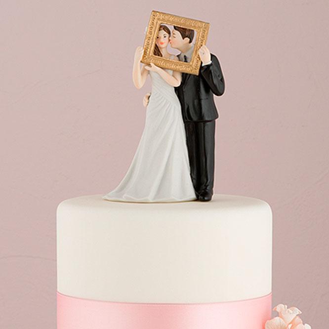 Harsanik 7 unique wedding cake toppers picture perfect cake topper junglespirit Gallery
