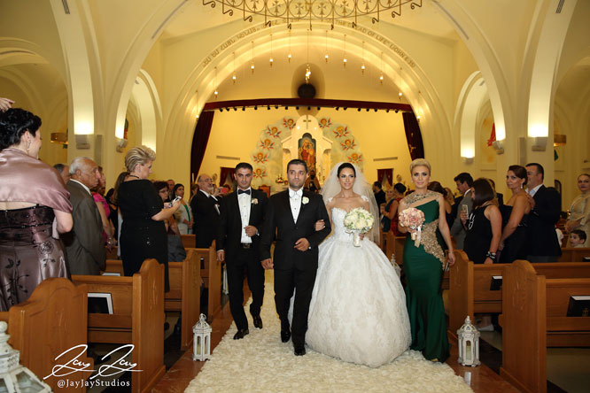Svetlana and Mister X Wedding