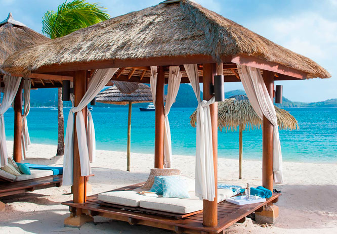 Best Honeymoon Destinations Saint Lucia