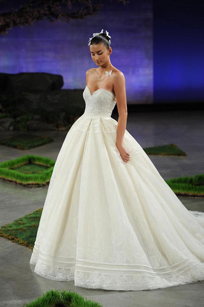 Harsanik 13 bridal fashion trends for spring 2016