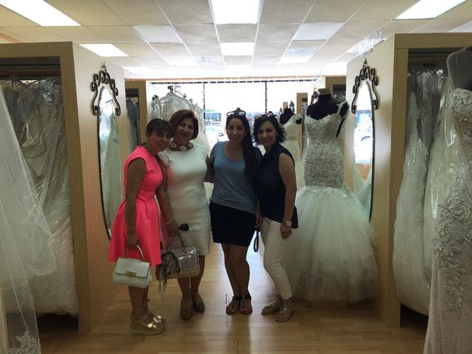 83d206b1151 Talar s Story  Wedding Dress Shopping
