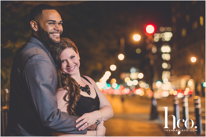 Arsenio and Caitlin's Proposal Story