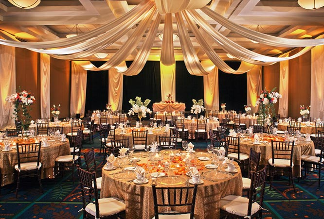 Harsanik Bridal Show Vendor Spotlight: Marriott Los Angeles Burbank Hotel