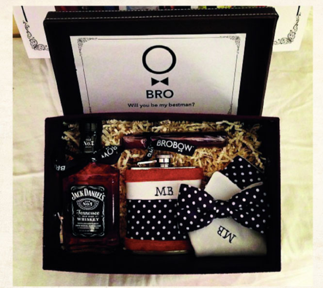 Mens Wedding Gift Ideas: How Will Your Best Man And Groomsmen Remember