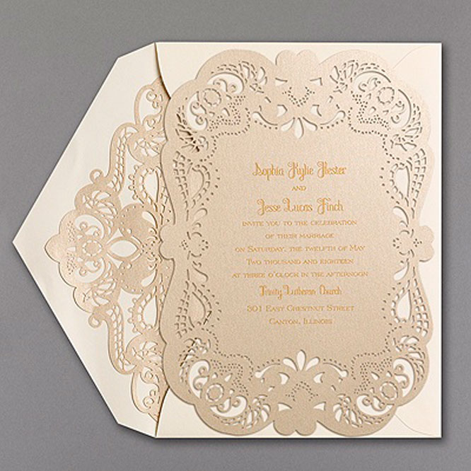 Trending Wedding Invitations: 10 Wedding Invitation Trends
