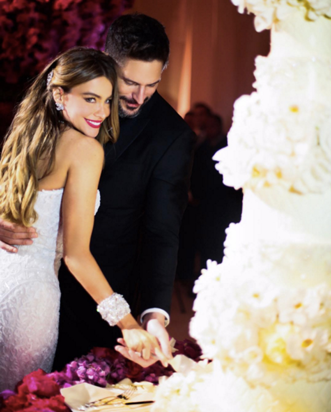 Sofia Vergara and Joe Manganiello's Wedding