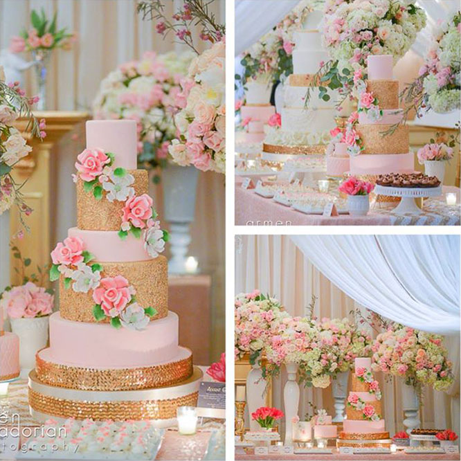 Harsanik summer wedding dessert table cake ideas summer wedding dessert table ideas junglespirit Gallery