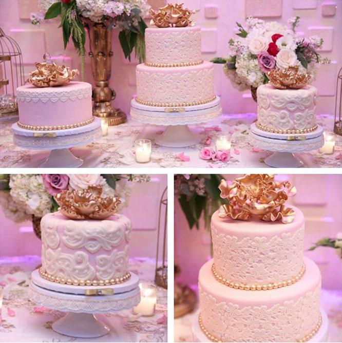 Summer Wedding Dessert Table Ideas