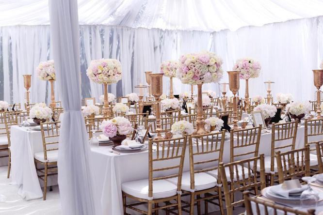 Harsanik 6 Wedding Tablescape Ideas
