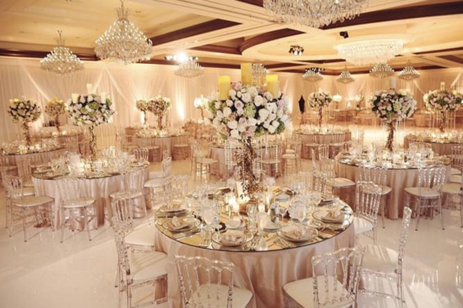 harsanik - 6 wedding tablescape ideas