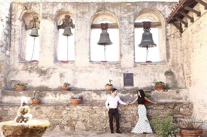 Harsanik top 10 engagement photoshoot locations in los for Places for photo shoots