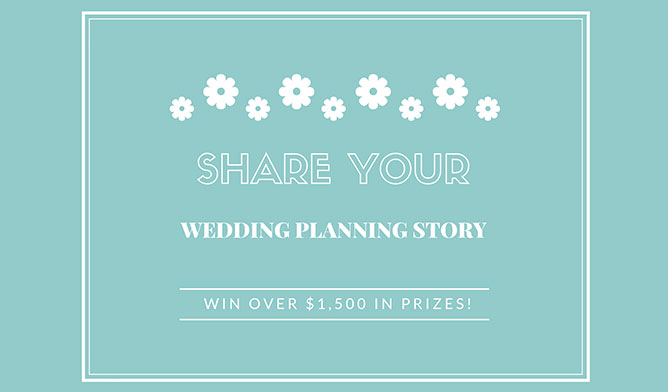 Share Your Wedding Story On Our Blog