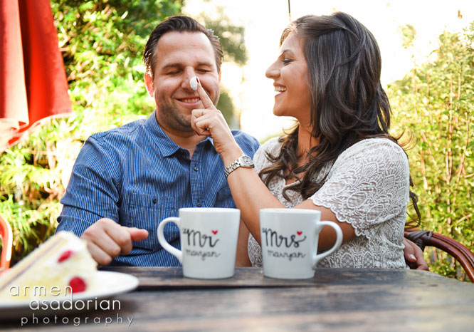 Engagement Photoshoot by Armen Photo