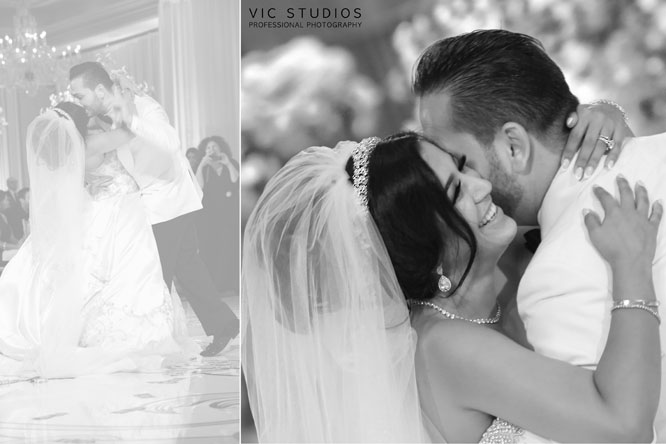 Megan and George's Featured Wedding