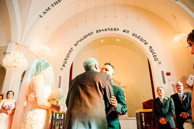 Harsanik - Featured Wedding: Serj and Talar