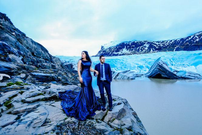 Iceland Pre-Wedding Photoshoot