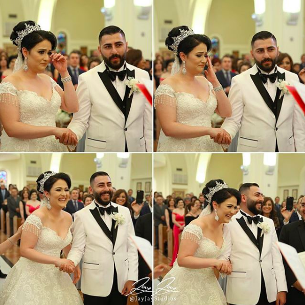 Featured Wedding: Narek & Sandi