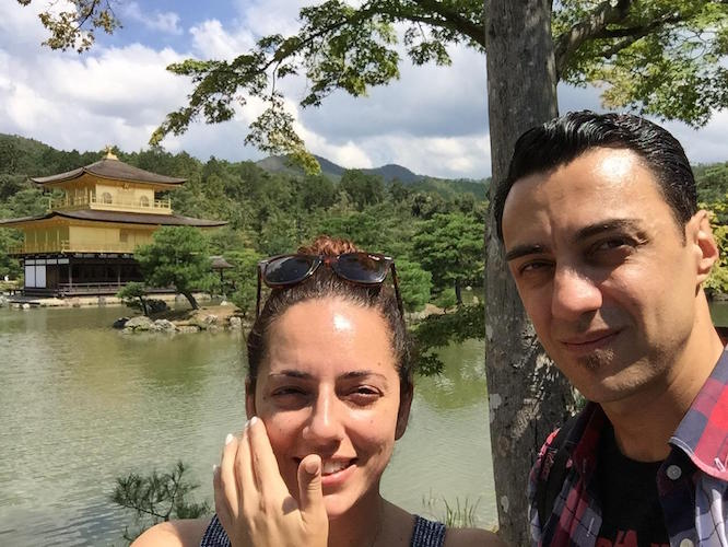 Sona and Tak's Honeymoon in Japan