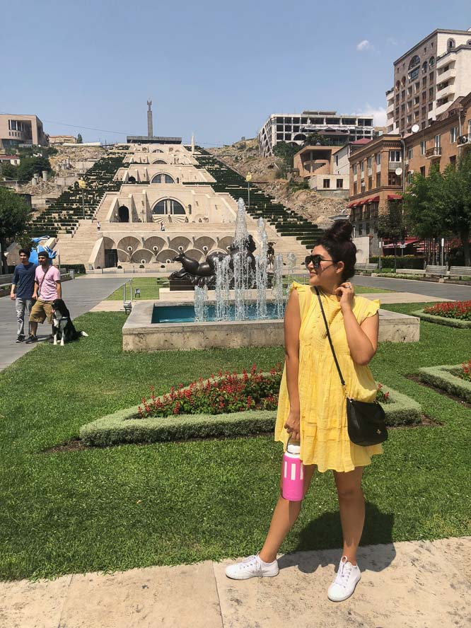 Manifa's Story: Our Trip to Armenia
