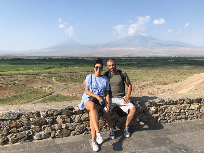 Manifa's blog about visiting Armenia