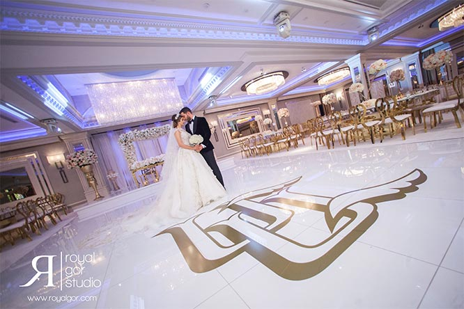 Featured Wedding: Melik & Aleen