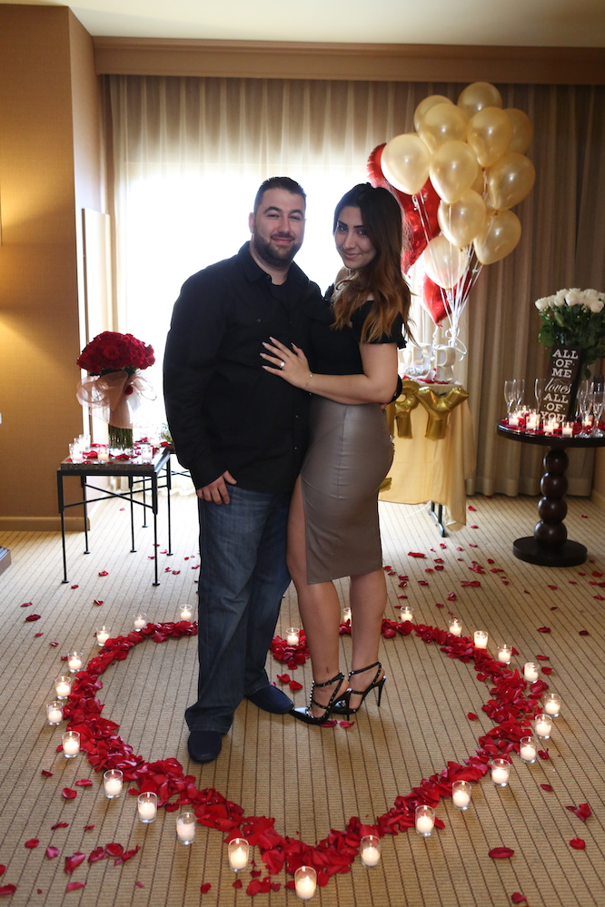 Featured Proposal: Ed and Renita
