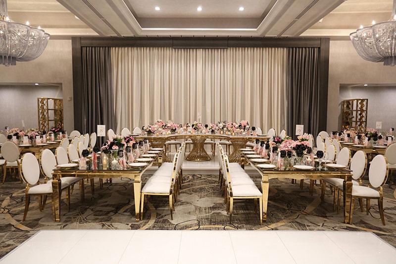 Legacy Ballroom by LA Banquets