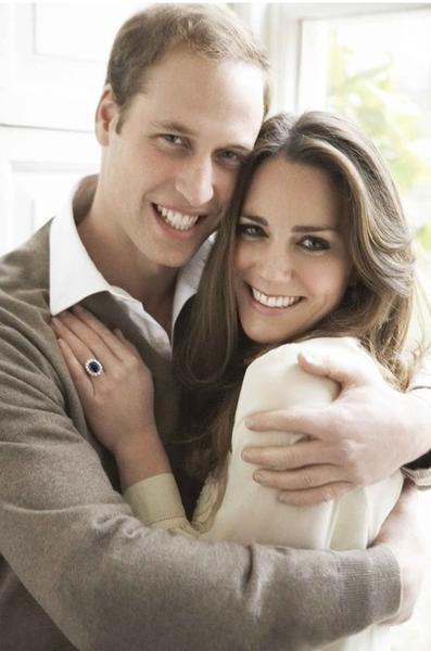 Prince William and Kate Middleton Engagement Photo Shoot