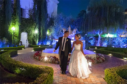 Featured Wedding at Taglyan Cultural Complex