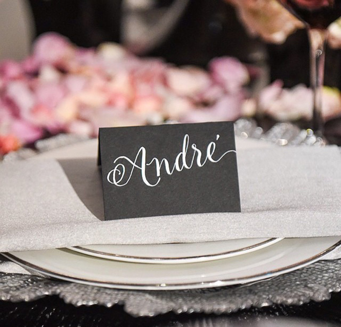 truly.madly.ink. place card